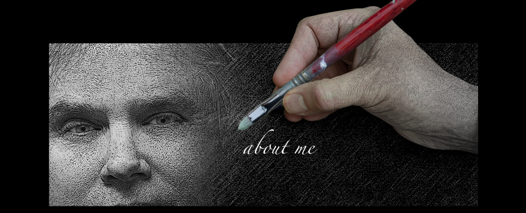 about me graphic